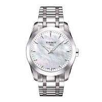 天梭Tissot-库图系列 T035.246.11.111.00 石英女士手表