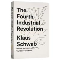 英文原版 The Fourth Industrial Revolution 第四次工业革命转型的力量 英文版经济学书籍
