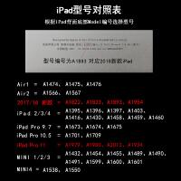 iPad2018新款air2苹果6平板电脑Pro11英寸保护套mini4迷你1/3无线蓝牙键盘10.