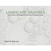 英文原版 景观图集 LANDSCAPE GRAPHICS