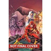 The Flash Vol. 3: Gorilla Warfare 闪光卷。3:大猩猩战争(新52)【英文原版】