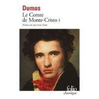 法语原版 基督山伯爵1 大仲马 Le Comte de Monte-Cristo (Tome 1)