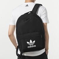Adidas阿迪达斯 男包女包 三叶草运动背包休闲双肩包 ED8667