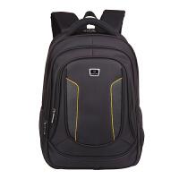 青年潮流的双肩包男士商务公文背包电脑包休闲旅行包学生书包