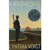 A Solitary Blue (Tillerman Cycle #3) 提勒曼家的孤儿3:孤单心事(1984年纽伯瑞