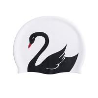 网易严选 优雅天鹅硅胶泳帽