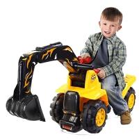 �和�挖掘�C可坐玩具挖土�C勾�^�C工程�
