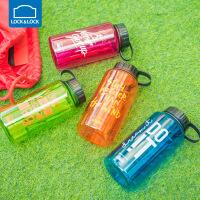 乐扣乐扣塑料水杯运动水瓶大容量便携水壶学生户外男健身旅行1L