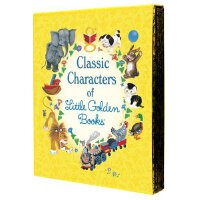 Classic Characters of Little Golden Books: The Poky Little