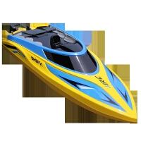 儿童玩具高速艇超大轮船模型超大遥控船快艇男孩无线电动水冷防水