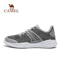 camel 骆驼运动时尚休闲鞋 男休闲轻便减震轻便运动鞋