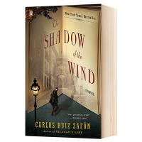 正版现货 风之影 英文原版小说 The Shadow of the Wind 一座城市的美丽与哀愁 英文版进口英语书籍