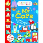 Bloomsbury Activity Books: My Cars Activity and Sticker Boo
