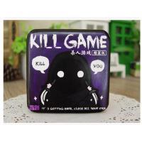 新款休闲聚会娱乐桌游牌杀人游戏创意个性扑克牌apple