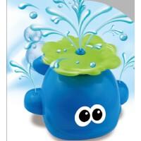CIKOO斯高儿童戏水玩具喷水八爪鱼小鲸鱼移动旋转戏水淋浴玩具