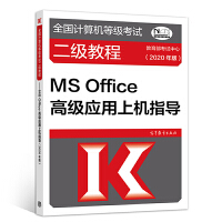 全国计算机等级考试二级教程――MS Office高级应用上机指导(2020年版)