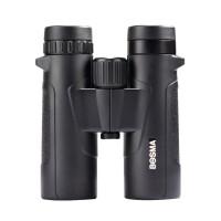 博冠乐见8x42 10x42 高清稳定便携式双筒望远镜 金属望远镜观看比赛旅游望远镜