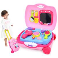 宝宝旅行箱 女孩男孩玩具套装 儿童过家家玩具 3岁礼品玩具中文