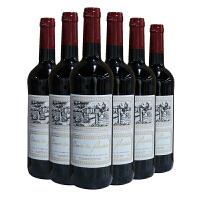 张裕 法国ADVINI公司择乐干红葡萄酒 【整箱6瓶装】