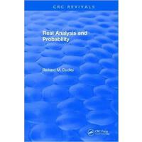 【预订】Real Analysis and Probability 9781315897097