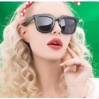 时尚防辐射眼镜 太阳镜女潮 个性墨镜女潮 新品 圆脸近视   支持礼品卡