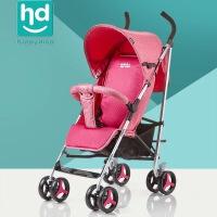 小龙哈彼 便携婴儿推车可坐可躺LD469 轻便可折叠式伞车