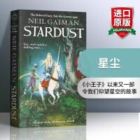 华研原版 星尘 英文原版小说 Stardust 全英文版 美国众神作者尼尔盖曼 正版进口书籍 英语文学小说书