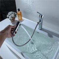 天王卫士厨房水盆龙头天卫浴浴室卫生间抽拉面盆洗脸盆水混水阀