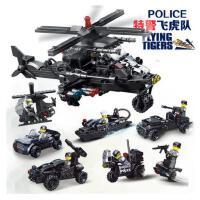 兼容乐高积木 军事男孩子益智10岁飞机6岁儿童拼装兼容 -乐高玩具