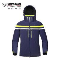 【顺心而行】诺诗兰户外男士防风保暖防水舒适滑雪滑板服GK065809
