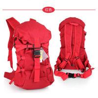 韩版潮双肩包男背包16寸旅游旅行包 大容量中学生书包电脑包女式牛津布背包