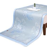 冰丝凉席0.9米单人床0.8学生宿舍1.2软可折叠藤草席子1米竹夏季