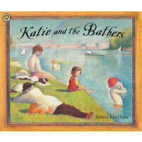 Katie: Katie and the Bathers 凯蒂和沐浴者(凯蒂的名画奇遇) ISBN 978184362