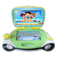 宝贝电脑D89 7寸润眼彩屏学习机 启蒙益智儿童卡片点读机