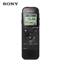 SONY索尼ICD-PX470 4GB录音笔 专业高清降噪MP3播放器 智能降噪 前置扬声器 数码录音棒 直插充电 P