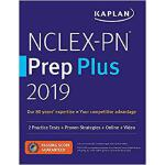【预订】Nclex-PN Prep Plus 2019: 2 Practice Tests + Proven Stra