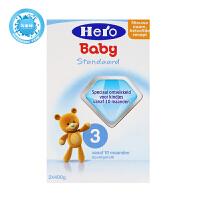 荷兰美素天赋力(Hero Baby)婴幼儿配方牛奶粉3段(10-12个月宝宝)800g一盒装