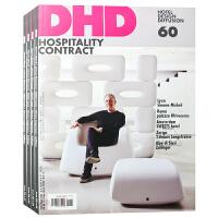 意大利 DHD 酒店杂志 订阅2020年或2019年 E02 酒店室内装修设计杂志