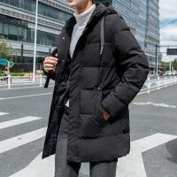 冬季中长款棉衣男冬季外套新款加厚衣服男装棉袄男士冬装棉服DJ-022