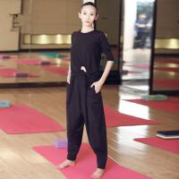 瑜伽服套装专业运动健身服女显瘦宽松瑜伽舞蹈服