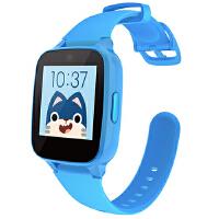 搜狗 糖猫 儿童电话手表 gps定位 M1 通话手环学生手机插卡触摸屏 蓝