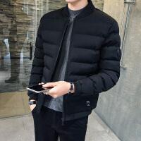 冬季外套男士棉衣冬装2018新款韩版潮流短款棒球男加厚小棉袄