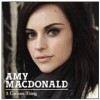 正版音乐 艾米麦当劳 A Curious Thing 好奇的事(CD)