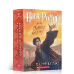 【顺丰速运】进口儿童读物 哈利波特与死亡圣器 美国版英文原版魔幻小说 Harry Potter and the Dea