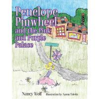 【预订】Penelope Pinwheel and the Pink and Purple Palace