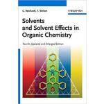 【预订】Solvents and Solvent Effects in Organic Chemistry 4E 97