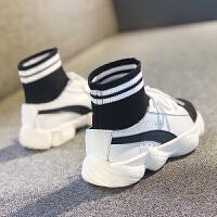 儿童帆布鞋宝宝童鞋女童男童百搭运动小白鞋