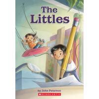 英文原版 小不点 学乐儿童读物 The Littles