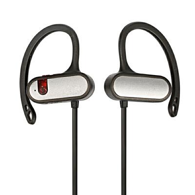 无线蓝牙运动立体声耳机 耳挂式 跑步健身通话耳机运动耳机