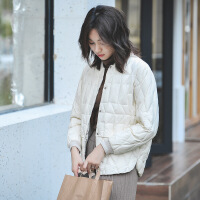 短款羽绒服女2018新款冬装时尚轻薄韩版小个子白鸭绒小款欧货冬款